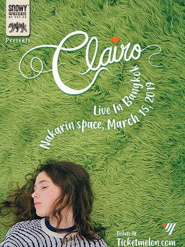 Snowy presents Clairo Live in Bangkok