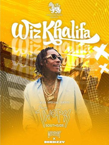 SINGHA CORPORATION presents Wiz Khalifa Live In Bangkok