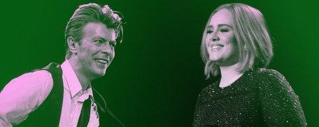 David Bowie, Adele นำทีมรับรางวัล Brit Awards 2017