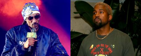 """""""เลิกเอาแต่เล่นโทรศัพท์ได้แล้ว(ว้อย)!"""" คำแนะนำจาก """"Snoop Dogg"""" ถึง """"Kanye West"""""""