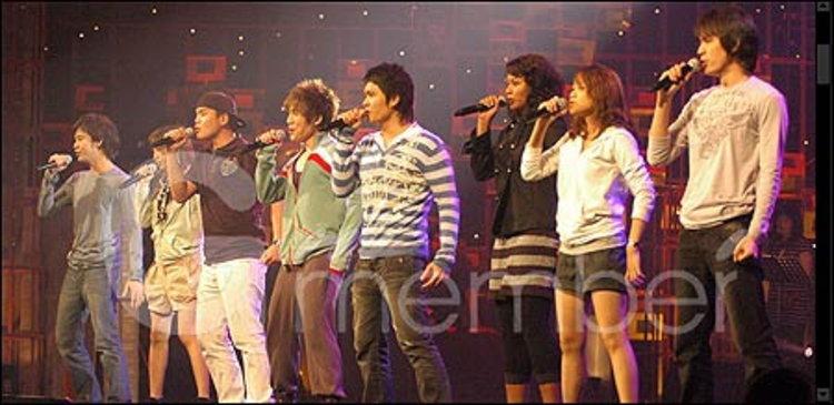 เปิดฉากคอนเสิร์ตครั้งแรกกับ 8 คนสุดท้าย เดอะสตาร์