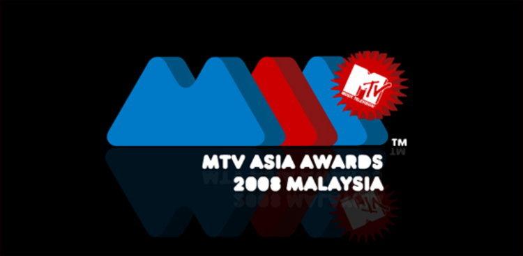 รายชื่อผู้เข้าชิงรางวัล MTV Asia Awards 2008