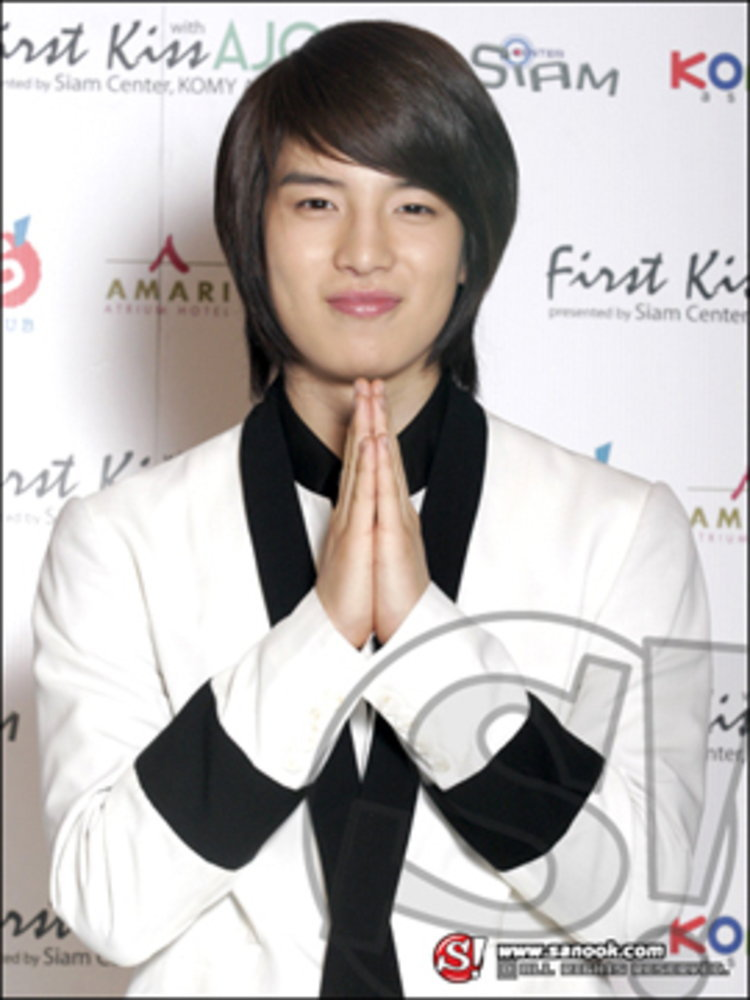 AJOO ( อาจู ) หนุ่มน้อย Valentine Boy