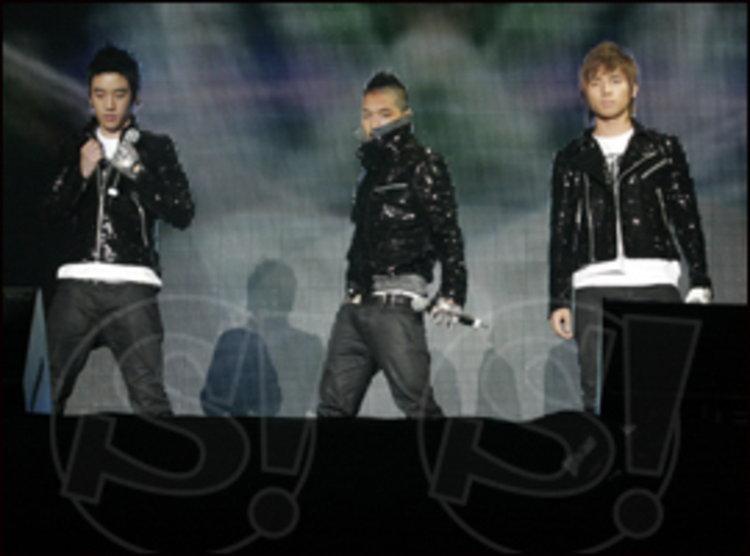 BigBang Global Warning Tour Live in Bangkok 2008