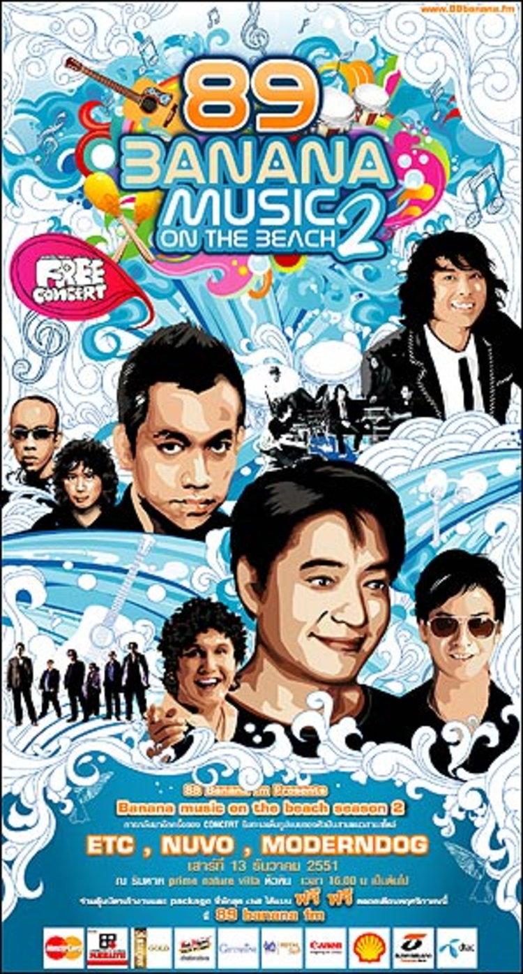 Banana Music on The Beach Season 2