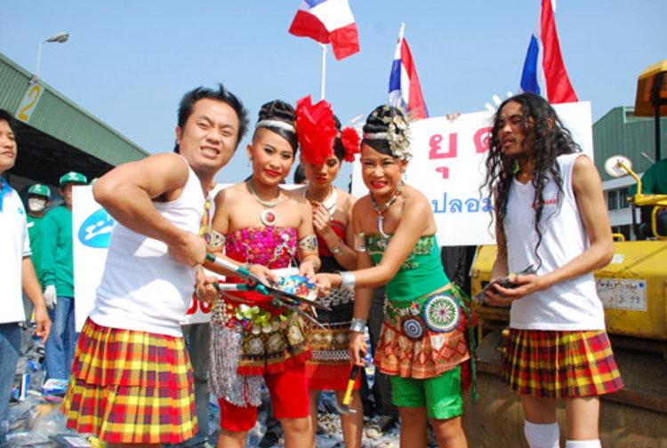 โปงลางสะออน วอนคนไทย หยุดซื้อ ขาย สินค้าละเมิดลิขสิทธิ์
