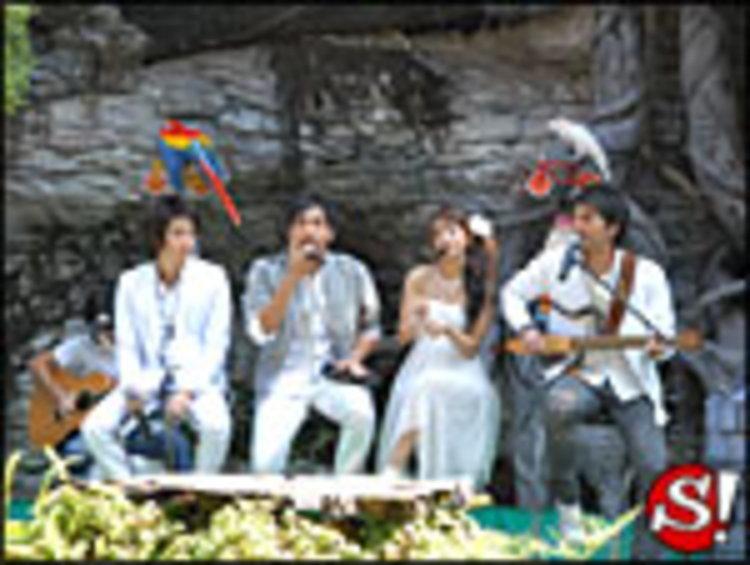 รวมรุ่นนักล่าฝัน กรุงศรีเอเอฟฟันเทเชียเต็มอิ่มเทศกาลดนตรี 6 เวทีที่ซาฟารีเวิลด์