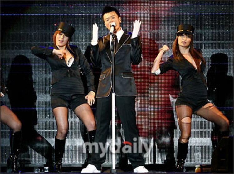 พัคจินยอง - Wonder Girls - 2PM ฉลองคริสต์มาสอีฟใน 2008 Bad Party 2 - One Night Stand