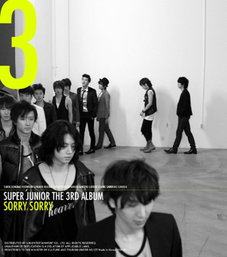 ซุปเปอร์จูเนียร์ (Super Junior) เผยภาพทีเซอร์ 3 ภาพ จากเด็กหนุ่มสู่ชายเต็มตัว
