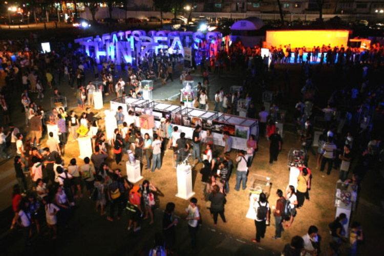 เทศกาลดนตรีและศิลปะ ไทเกอร์ ทรานสเลท ไทยแลนด์ 2009