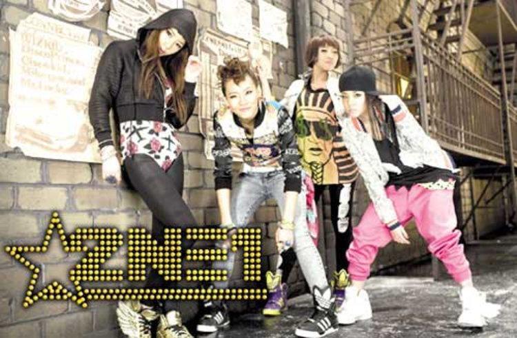 2NE1 เปิดซิงโฆษณาตัวแรกซิว100ล้าน
