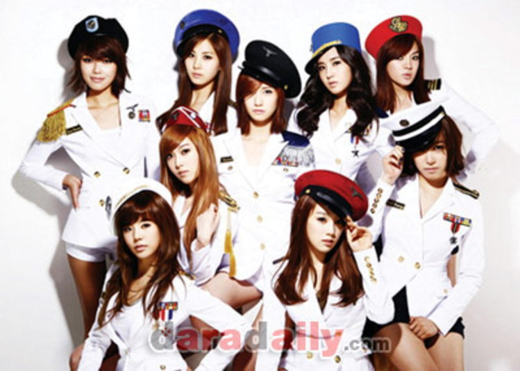 Girls Generation ปะทะ2NE1