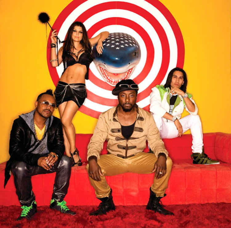 Black Eyed Peas เเรง !!!