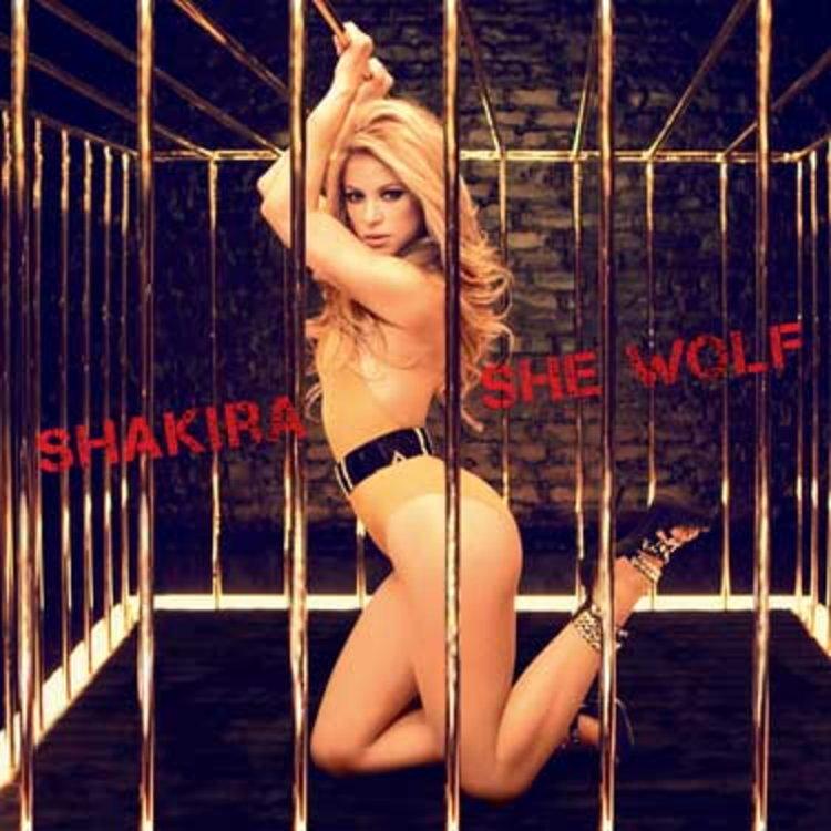 เตรียมพบกับซิงเกิ้ลใหม่ของ Shakira  She-Wolf จากอัลบั้มใหม่ลำดับที่ 4