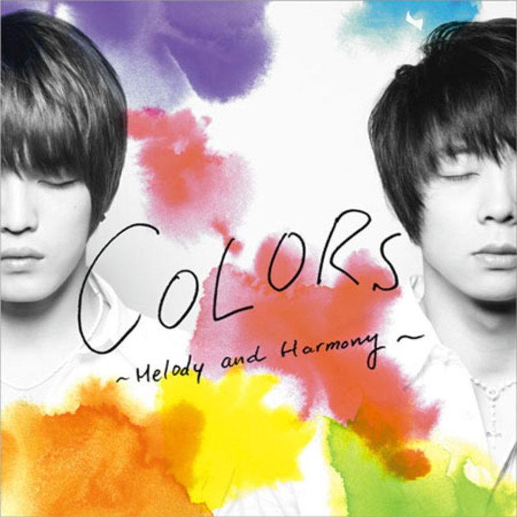 แจจุง-ยูชอน แห่ง TVXQ! ส่งซิงเกิ้ล olors Melody and Harmony