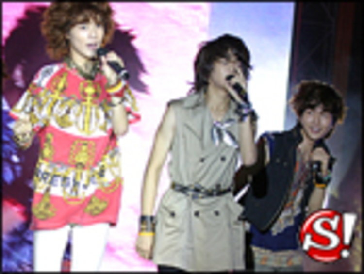 SHINee @ Thai - Korea's Friends Concert