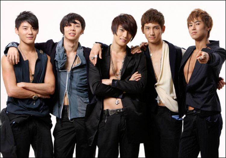 AVEX ออกโรงย้ำ ทงบังชินกิ ( TVXQ! ) พร้อมทำกิจกรรม 5 คน
