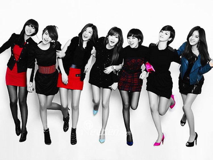 SeeYa-Davichi-T-ARA เปิดตัวโปรเจค Wonder Woman
