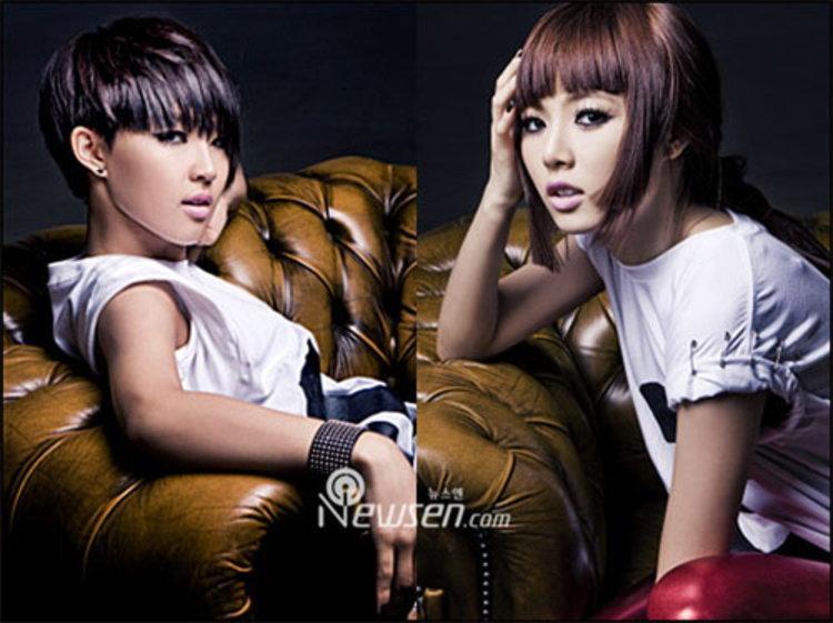 คิมฮยอนอา-จอนจียุน แห่ง 4minute ซุ่มเงียบทำอัลบั้มเดี่ยวชุดแรก