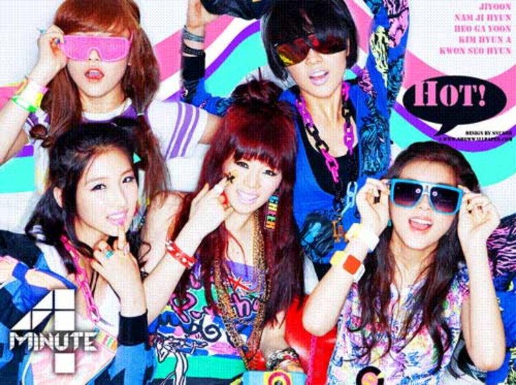 5 สาวเกาหลีสุดฮอต 4Minute กับการเปิดตัวครั้งแรกอย่างเป็นทางการในเมืองไทย!!!!