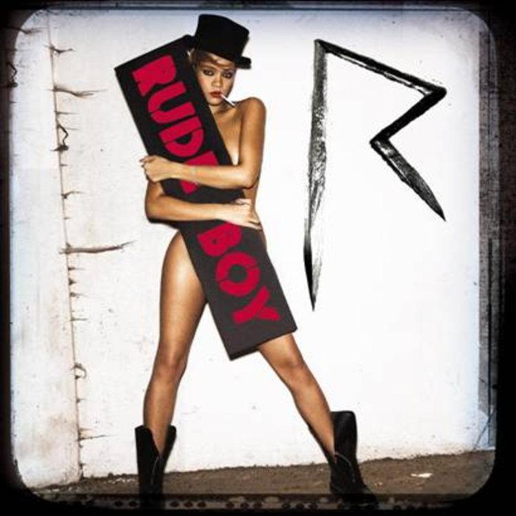 Rude Boy-Rihanna เขย่าชาร์ท Billboard Hot 100 อีกครั้ง!!