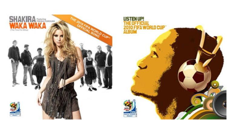 Sony Music ส่ง Shakira ผนึกกำลังกับFreashlyground