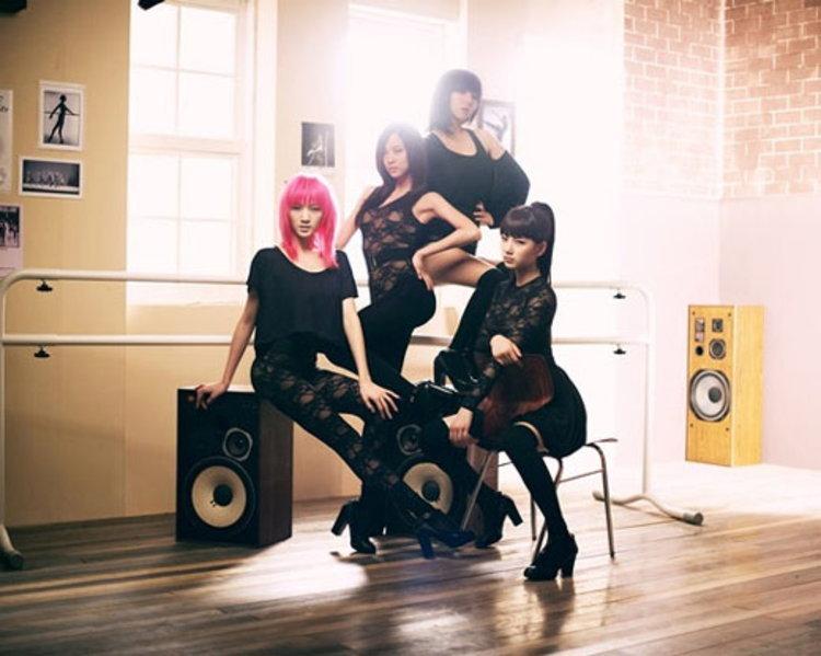 JYP เปิดตัว 4 สาวเกิร์ลกรุ๊ป miss A เตรียมเปิดตลาดเกาหลี-จีน
