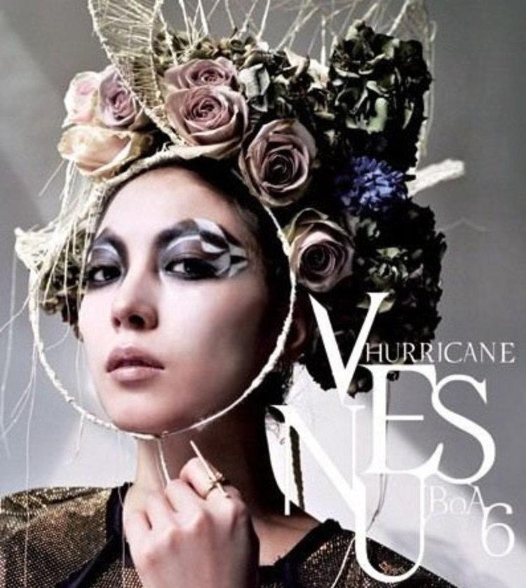 โบอา (BoA) เผยโปสเตอร์อัลบั้ม 6 พร้อมเตรียมเปิดตัวไตเติ้ล Hurricane Venus 2 ส.ค.นี้