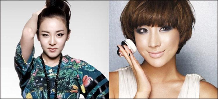 ซานดาราพัค ( 2NE1 ) - ซออินยอง คว้าคู่ศิลปินที่ผู้คนไม่อยากเชื่อว่าอายุเท่ากัน !!