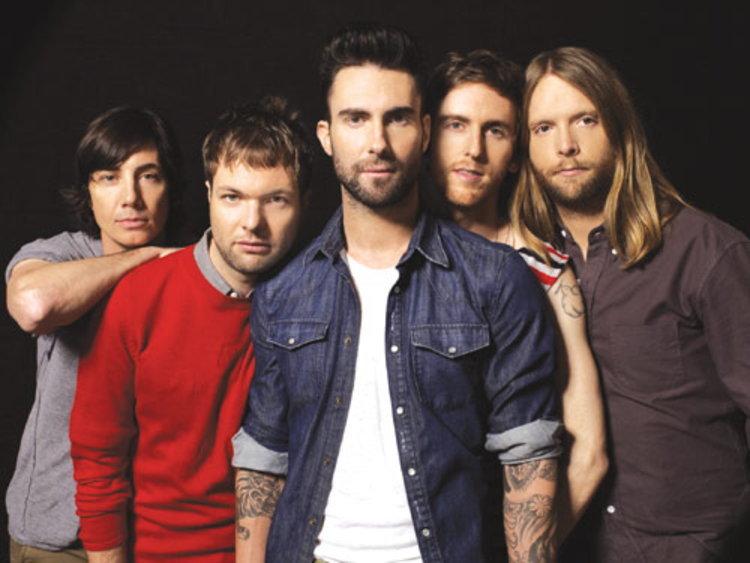 5 หนุ่ม Maroon 5 กลับมาตามคำเรียกร้องหลังจากห่างหายไปนานกว่า 3 ปี