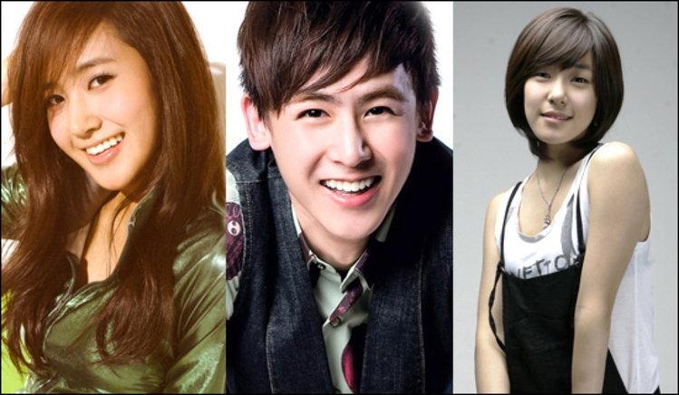 นิชคุณ-ยูริ-ทิฟฟานี่ พิธีกรงาน MBC Music Wave In Bangkok