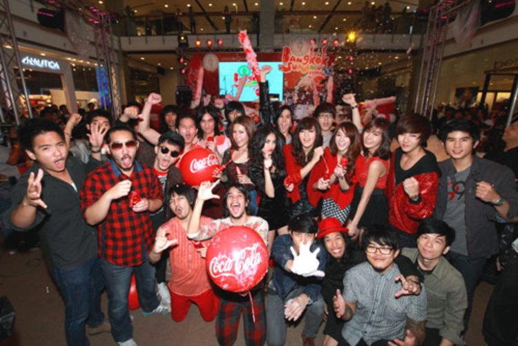 โค้ก จัดมหกรรมหน้าร้อนระดับชาติครั้งแรก ชวนวัยรุ่นปล่อยพลังซ่า