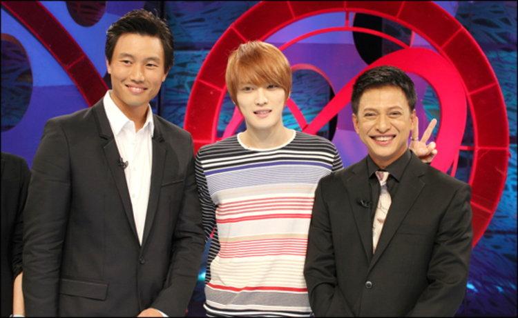 """แฟนๆ แจจุง ( JYJ ) เฝ้าหน้าจอทีวีช่อง 3 กันให้ดีๆ กับรายการ """"ทูไนท์โชว์"""" วันจันทร์นี้"""