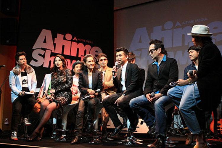เอ-ไทม์ โชว์บิส แถลงเปิดโผ 11 คอนเสิร์ต การันตีความสนุกตลอดปี 2011
