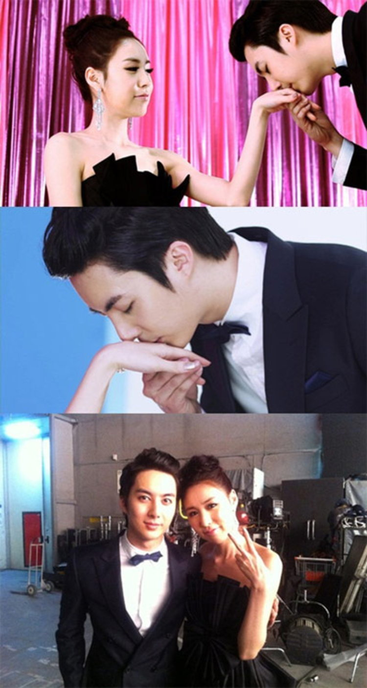 คิมฮยองจุน แห่ง SS501 ร่วมปรากฏตัวในเอ็มวีเพลง Paparazzi