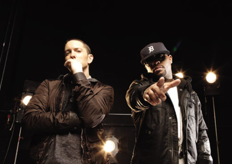 BAD MEETS EVIL งานเพลงฮิพฮอพสุดร้ายตัวพ่อ Eminem