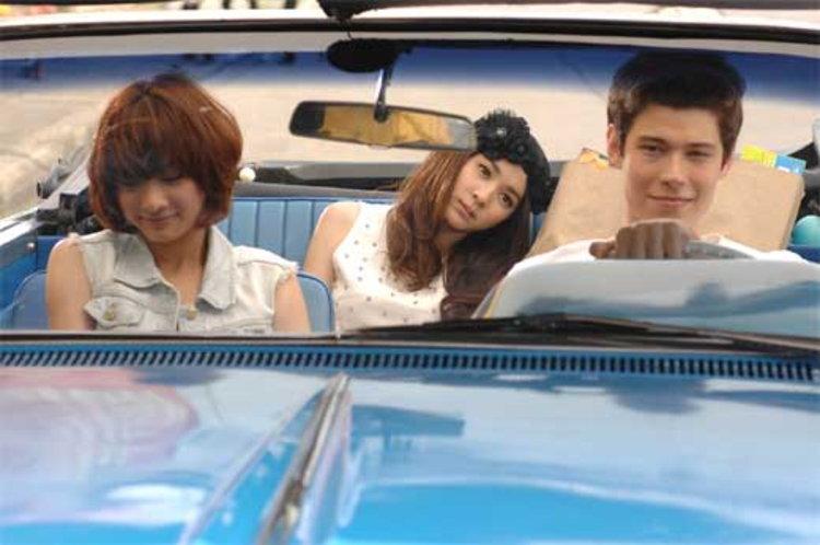 เบื้องหลัง MV แฟนเขา แฟนเรา : โฟร์-มด