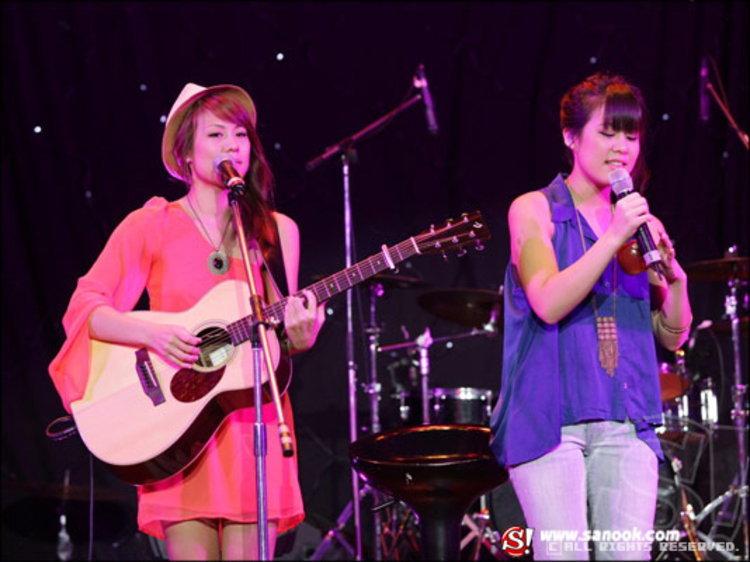 สองสาว Jayesslee เปิดคอนเสิร์ตเต็มรูปแบบครั้งแรกในไทย