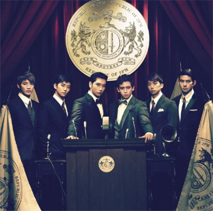 2PM จัดเต็ม!! อัลบั้มเต็มภาษาญี่ปุ่นชุดแรก