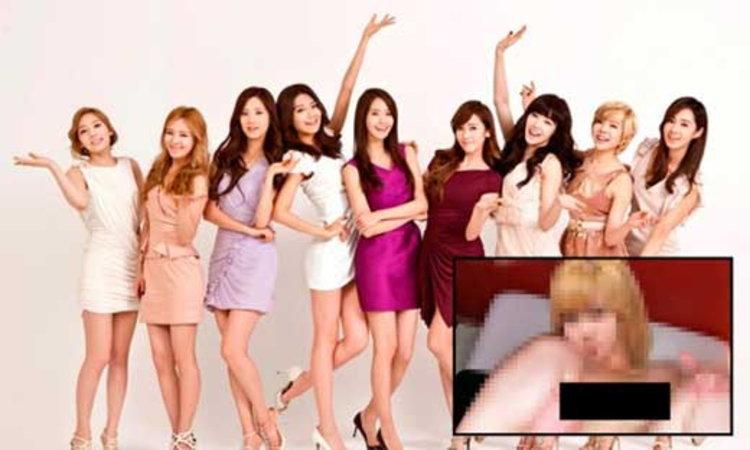 อล่างฉ่าง!ภาพโป๊ Girls Generation ว่อนเน็ต