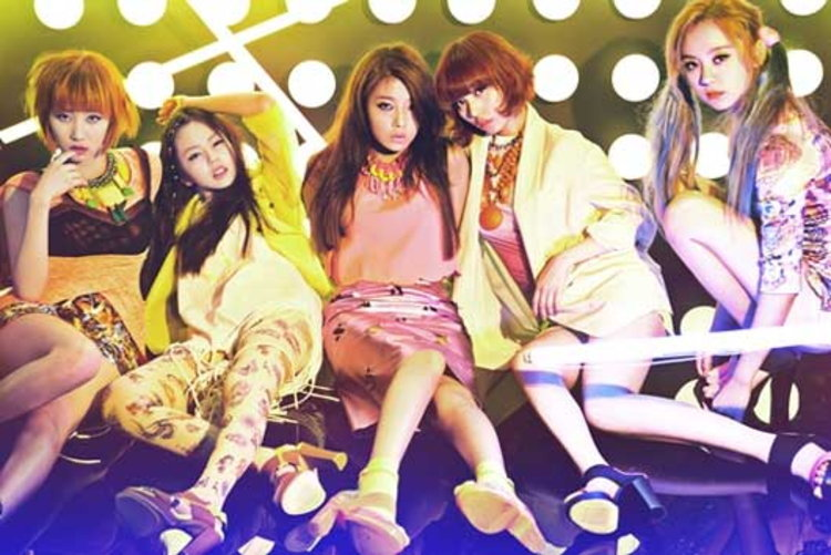Wonder Girls เผยภาพทีเซอร์กลุ่มอวดความสาว ก่อนคัมแบ็ค