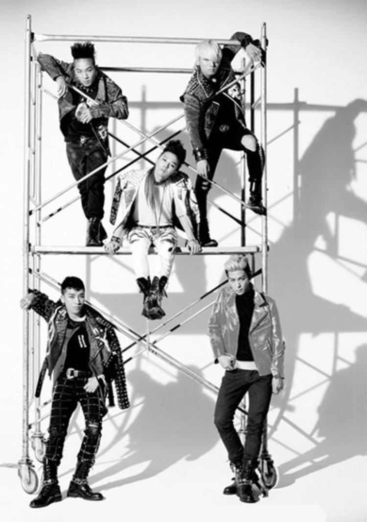 บิ๊กแบง (BIGBANG) ลุย 3 โดมทัวร์ในญี่ปุ่น
