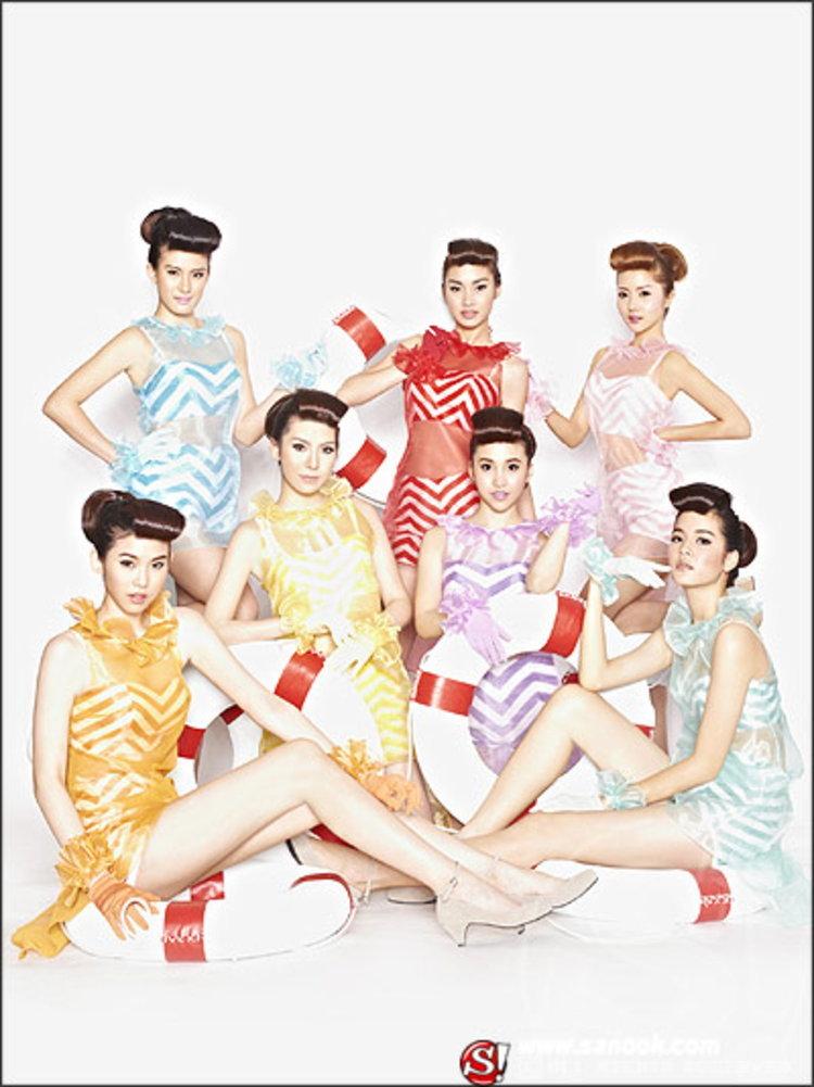 กามิกาเซ่ ส่ง 7 สาว เซเว่น เดส์ 2 ร้องเพลง แองกี้ บู กระชากใจหนุ่ม!!
