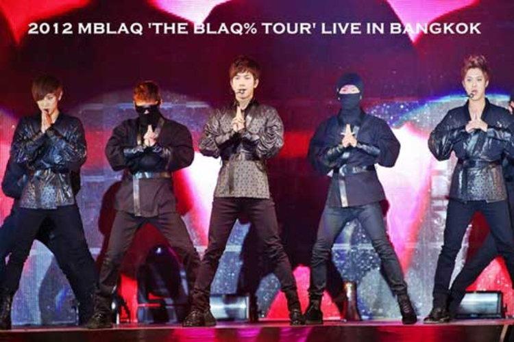 MBLAQ แชร์ใจ-แชร์พลังเกิน 100% ขึ้นทำเนียบคอนเสิร์ตแห่งความเต็มอิ่มประทับใจ!!