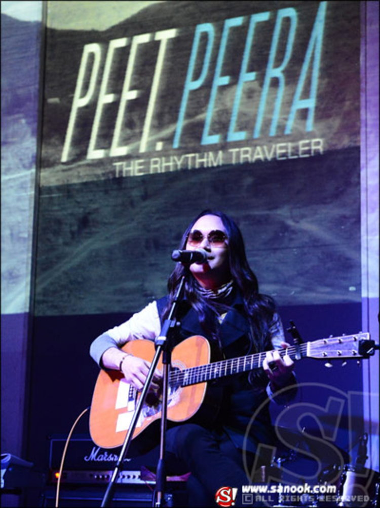 พีท พีระ เผย 12 ปีบนเส้นทางดนตรี!!