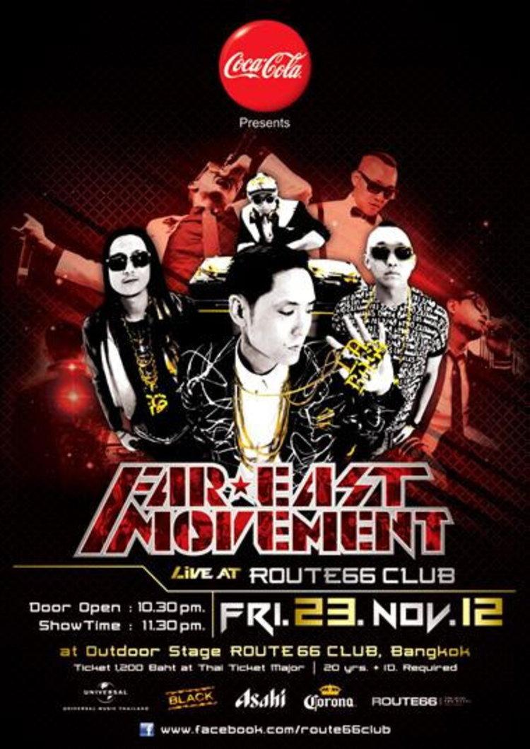 Far East Movement กลับมาอีกครั้ง ซ่ายิ่งกว่า กล้าจัดเต็มยิ่งขึ้น