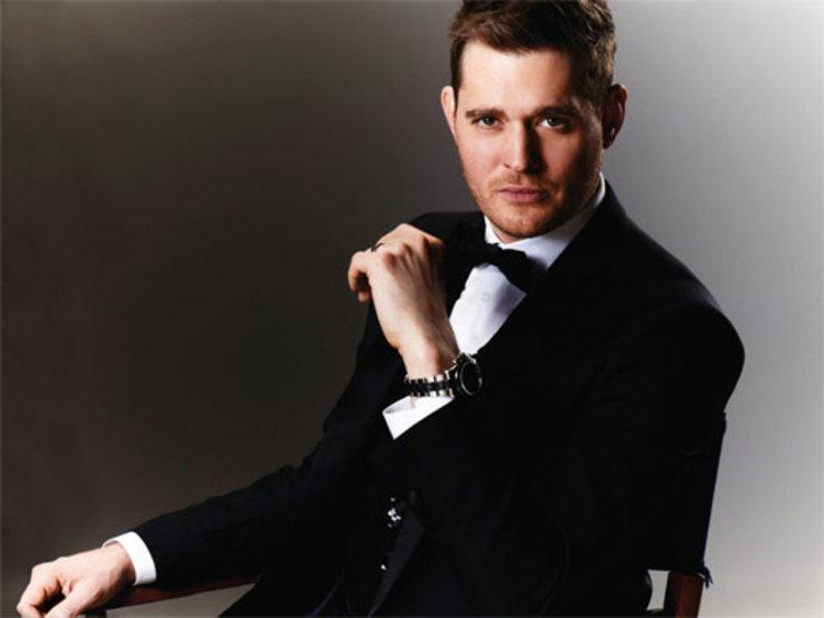 นักร้องหนุ่มนัยน์ตาเจ้าเสน่ห์ Michael Bublé ระเบิดอันดับ 1 iTunes