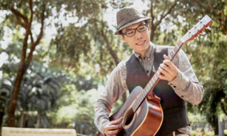 มูซู ส่งเสียงเพลงเป็นตัวแทนคุณชายรัชชานนท์