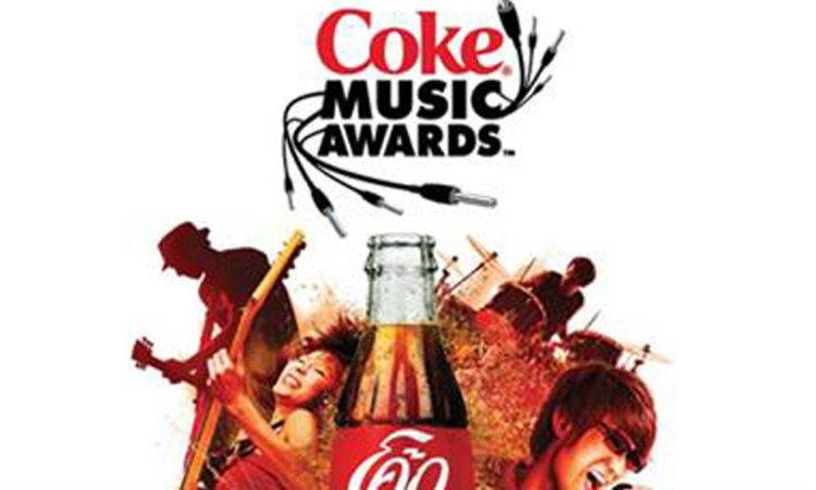 เปิดฤดูกาล Coke Music Awards 2013