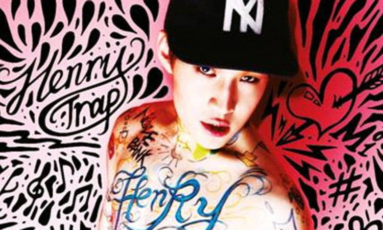 มินิอัลบั้มแรกของ เฮนรี่ Super Junior-M